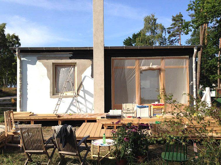 baustelle-bungalow-grambin-terrasse