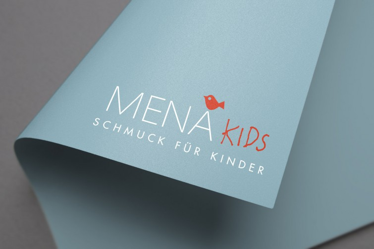 Logo Schmuckdesignerin Kinderlogo